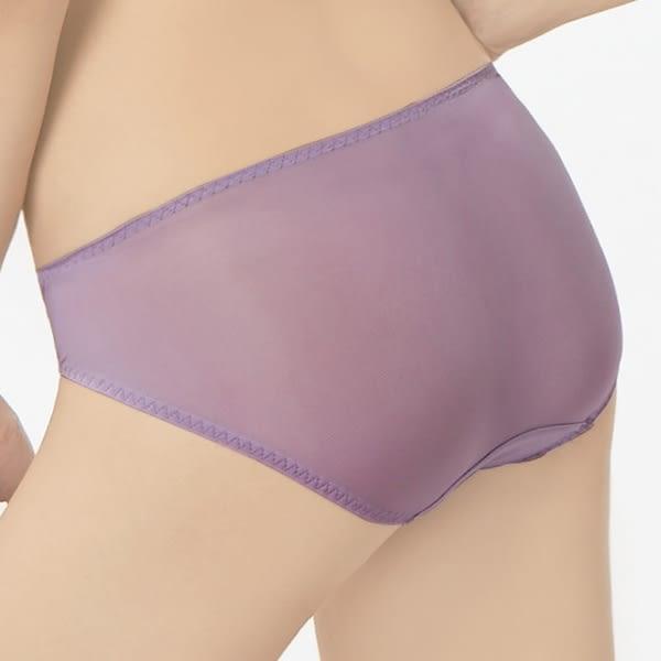 【曼黛瑪璉】包覆提托經典 低腰三角內褲(薰衣紫)(未滿3件恕無法出貨,退貨需整筆退)