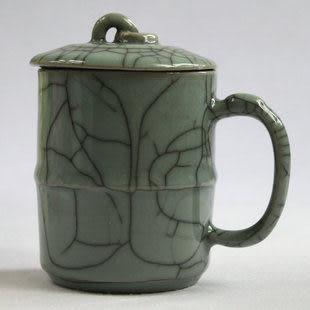 哥窯杯(節節高)促銷茶杯