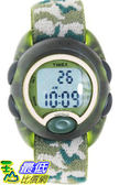 [105美國直購] Timex Children s Kids T71912 Digital Cloth Quartz Watch