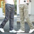 夏季青年直筒寬鬆長褲休閒褲Y-3871...