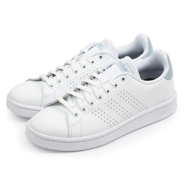 ADIDAS 女 ADVANTAGE  經典復古鞋 - EE8203