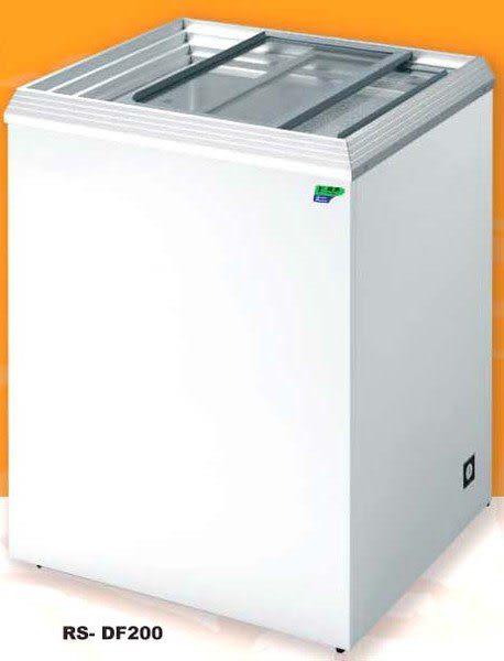 至 鴻T-GEMA玻璃式冷凍櫃【2尺 冰櫃】型號:NI-126