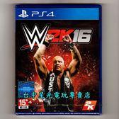 【PS4原版片 可刷卡】☆ WWE 2K16 ☆英文亞版全新品【特價優惠】台中星光電玩