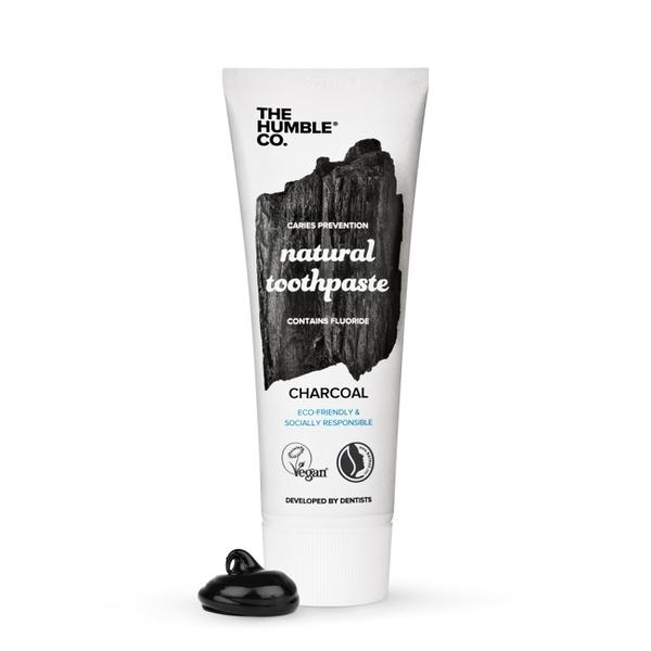 Humble 瑞典天然牙膏 - 潔淨竹炭