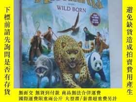 二手書博民逛書店SPIRIT罕見ANIMALS BOOK1:WILD BORN