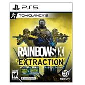 PS5 虹彩六號 撤離禁區 中文版Rainbow Six Extraction 【預購9/16】