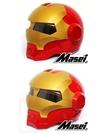 Masei公司貨美國 鋼鐵人 IRON MAN Atomic-Man逼真 限量 多功能 全罩式 安全帽
