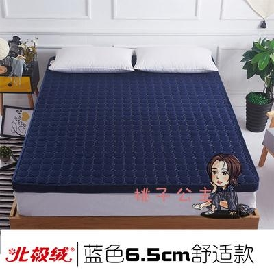 床墊 床墊1.2米1.5m1.8m床學生雙人榻榻米褥子海綿宿舍加厚軟墊被單人T 2色