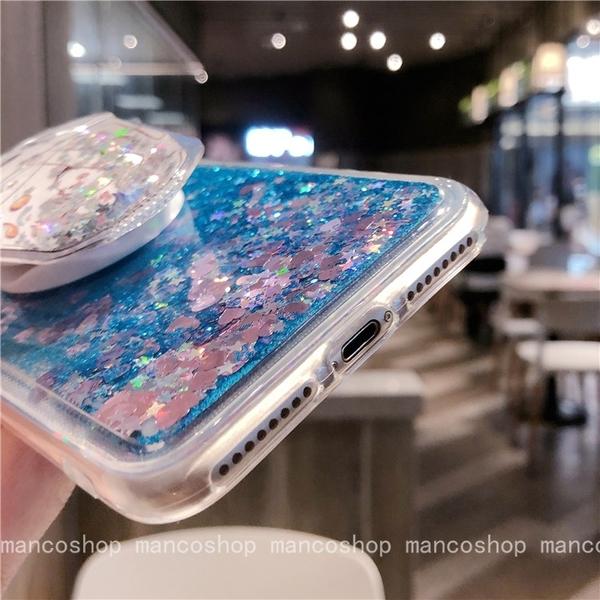 (贈掛繩)OPPO A72 A5 A92020 Realme6 養樂多 液態流沙殼 Reno 2 Z R17pro R15 保護套 手機殼