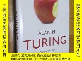 二手書博民逛書店Alan罕見M. Turing (Centenary Edition) 大32開,精裝Y5460 本社 編
