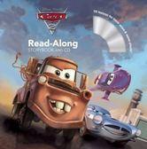 【麥克書店】CAR 2  /英文繪本附CD‧聽迪士尼說故事