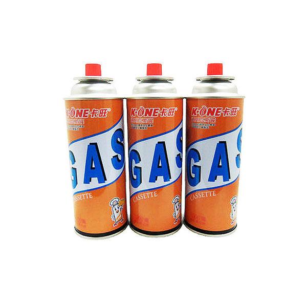 卡旺 紅卡旺瓦斯罐RK1-250 (3入裝/組) / 城市綠洲 (瓦斯罐、露營、烹飪、炊煮、卡式瓦斯)