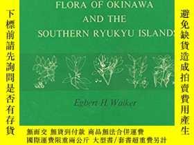 二手書博民逛書店Flora罕見of Okinawa and the Southe