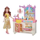 迪士尼貝兒公主皇家廚房組