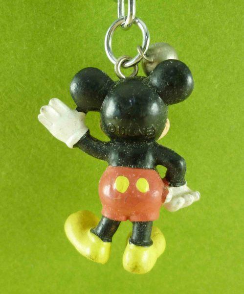 【震撼精品百貨】Micky Mouse_米奇/米妮 ~木製鎖圈-米奇