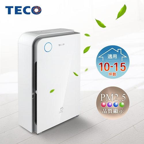 【南紡購物中心】【TECO東元】高效負離子空氣清淨機 NN4101BD
