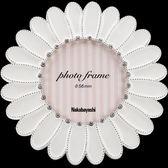 日本 合金相框擺臺鑲鉆畫框相片框相架照片框567寸相框結婚禮物洛麗的雜貨鋪