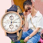 FOSSIL 都會典雅設計時尚腕錶 ES3838 熱賣中!