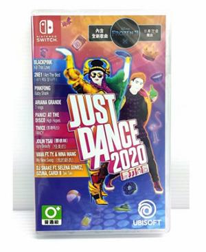 任天堂 NS Switch 舞力全開 2020 Just Dance 2020 中文版