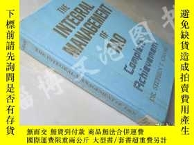 二手書博民逛書店The罕見Integral Management of Tao【