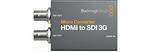 【有AC】BlackMagic Micro Converter HDMI to SDI 3G PSU微型轉換器 公司貨 CONVCMIC/HS03G/WPSU