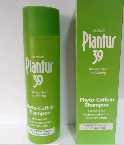 Dr.Wolff Plantur 39 植物咖啡因幼髮質洗髮精