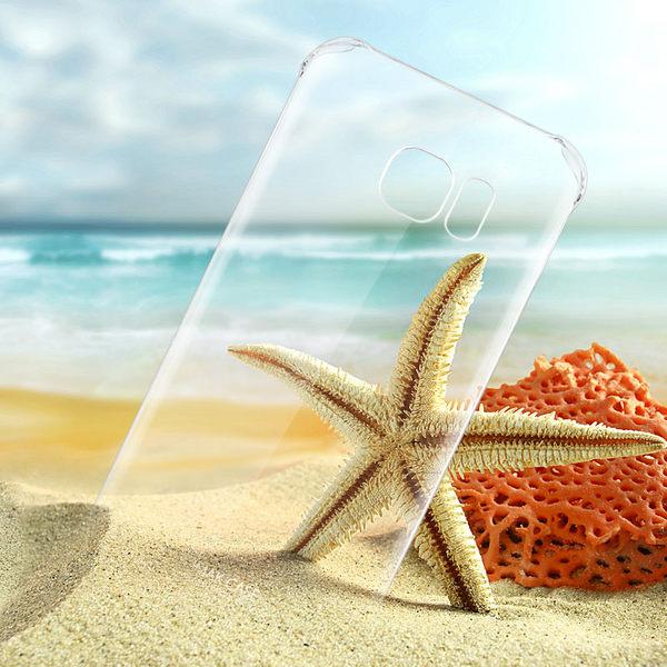 三星 S7 Edge G9350 艾美克羽翼二代水晶殼 Samsung S7 Edge imak透明保護殼 背蓋 DIY素材殼可貼鑽