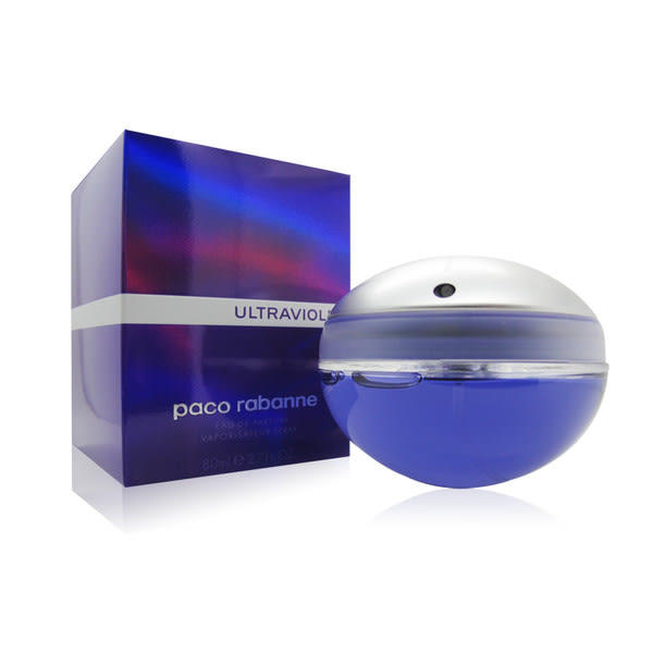 Paco Rabanne Ultraviolet 紫外線女性淡香精 50ml【UR8D】