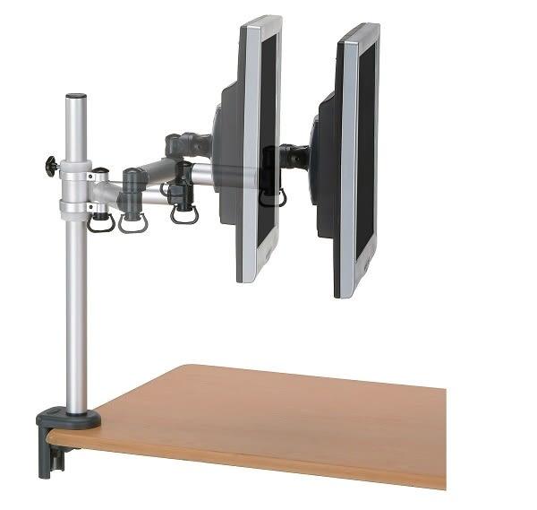 FOGIM TKLA-5082C4-SM 夾桌 懸臂式 單螢幕 支架