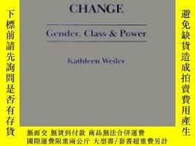 二手書博民逛書店Women罕見Teaching For Change: Gender Class And Power (criti