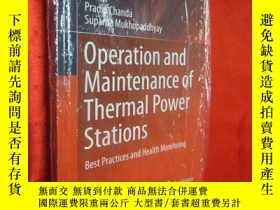 二手書博民逛書店Operation罕見and Maintenance of Th