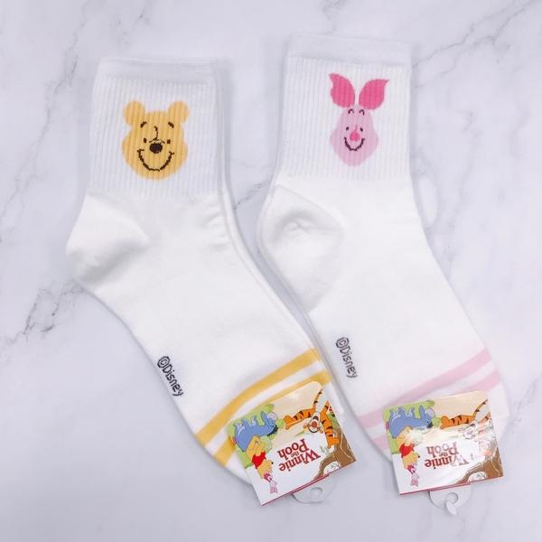 迪士尼 Disney 韓國襪子 迪士尼條紋襪 皮克斯動畫 巴斯光年 胡迪 尼莫 大眼仔三眼怪 米奇米妮