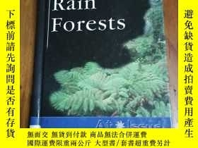二手書博民逛書店At罕見Issue Series - Rain Forests (hardcover edition)問題系列 -