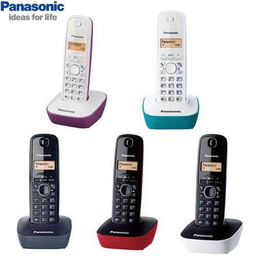 國際牌Panasonic KX-TG1611TW 數位式無線電話(KX-TG1611)■松下原廠公司貨