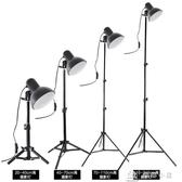 攝影燈 led攝影補光燈 室內攝影燈打光燈拍攝燈拍照燈套裝淘寶小型視頻燈 交換禮物