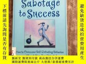 二手書博民逛書店From罕見Sabotage to Success(英文原版)5