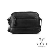 【VOVA】  公爵系列職人斜背包(貴族黑)VA120S02BK
