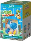 WiiU 耀西 毛線世界+藍色耀西 Amiibo(美版代購)