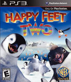 PS3 Happy Feet Two: The Videogame 快樂腳 2(美版代購)