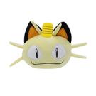 【日本進口正版】口袋怪獸 喵喵款 大頭造型 掛繩 絨毛 珠扣包 零錢包 神奇寶貝 - 037302