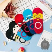 正韓直送【 K0334】韓國襪子 Q版超級英雄全版隱形襪 百搭隱形襪 阿華有事嗎