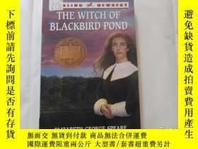 二手書博民逛書店The罕見Witch Of Blackbord PondY267