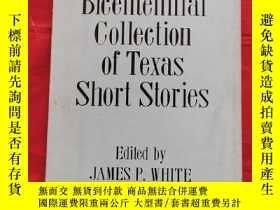 二手書博民逛書店the罕見Bicentennial Collection of Texas Short StoriesY234