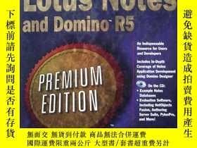 二手書博民逛書店原版英語書罕見Mastering Lotus Notes and