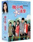 醜小鴨大進擊DVD雙語版 (林朱煥/姜素蘿/姜星/崔泰俊/申素律)
