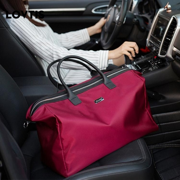 大容量包包 牛津布旅行包袋女手提短途行李包男乾濕分離運動輕便健身包大容量【快速出貨】