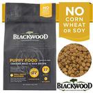 【🐱🐶培菓寵物48H出貨🐰🐹】BLACKWOOD 柏萊富《雞肉 & 米》特調幼犬成長配方 30LB/13.6kg