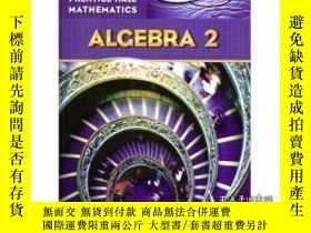 二手書博民逛書店Prentice罕見Hall Math Algebra 2 Student Edition-普倫蒂斯霍爾數學代數2