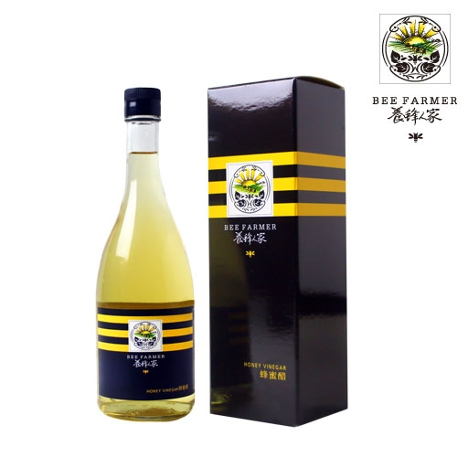 原味蜂蜜醋600ml (蛋糕/蜂蜜/花粉/蜂王乳/蜂膠/蜂產品專賣)【養蜂人家】