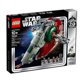 75243【LEGO 樂高積木】星際大戰 奴隸一號20週年版(1007pcs)